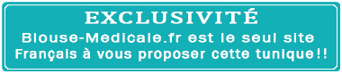 exclusivité blouse medicale .fr