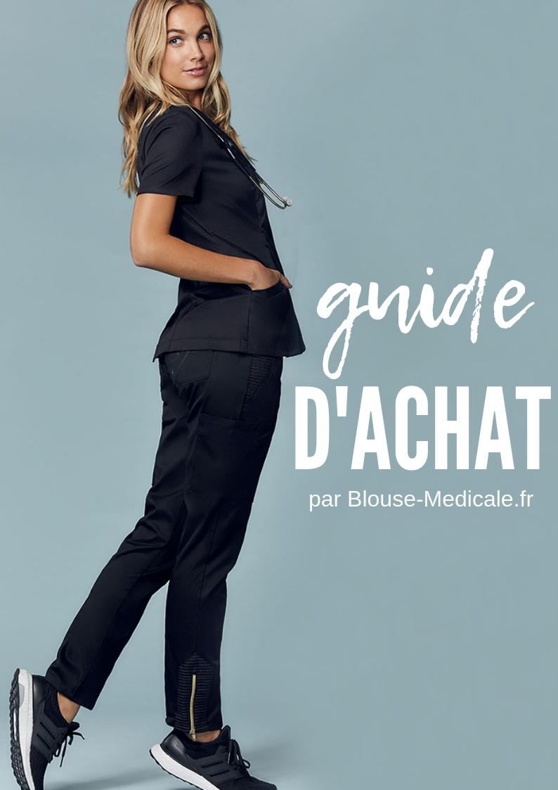 guide d'achat vêtements médicaux femme