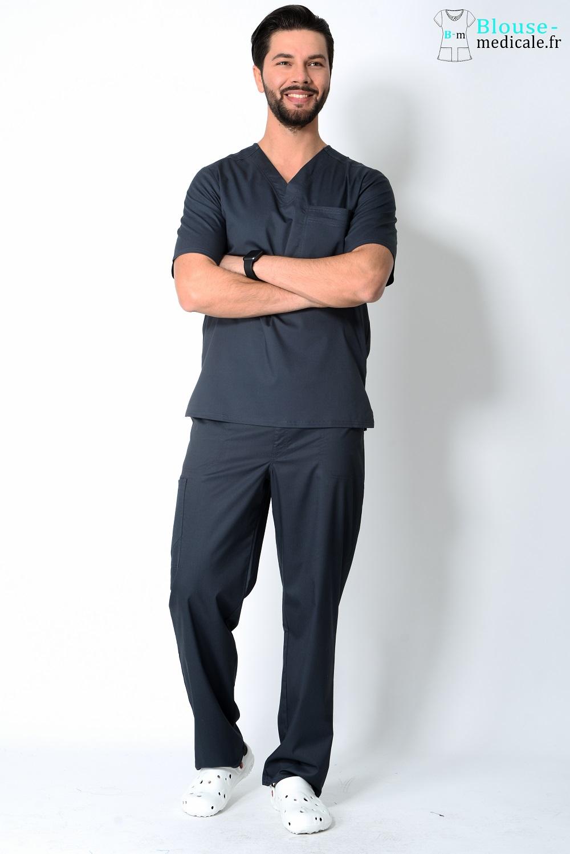 tenue médicale homme couleur cherokee tenue dentiste homme luxe