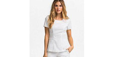 tenue infirmière blanche blouse infirmière
