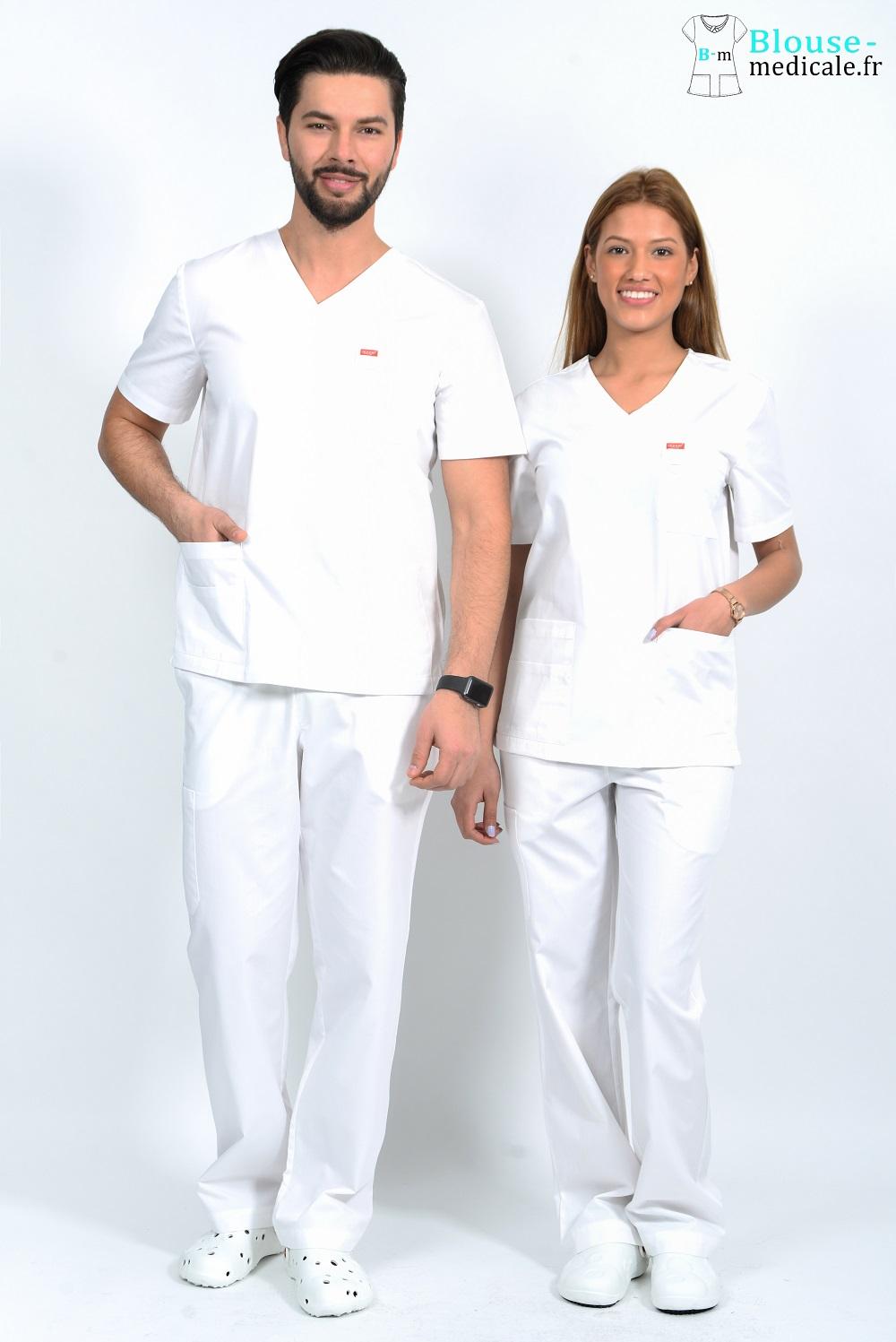 tenue medicale unisexe tenue equipe médicale tenue unisexe couleur